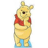 Winnie the Pooh - Disney - Lifesize Standee - Cardboard Cutout (642-StarCut)