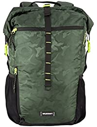 8580c364ad Wildcraft 22 Ltrs Camo Grn Casual Backpack (11532)