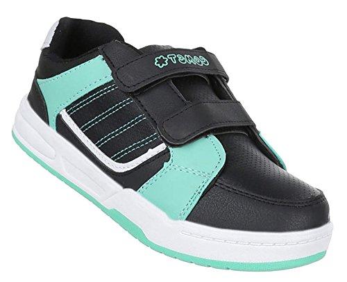 Kinderschuhe Freizeitschuhe Sportliche Sneakers Schwarz