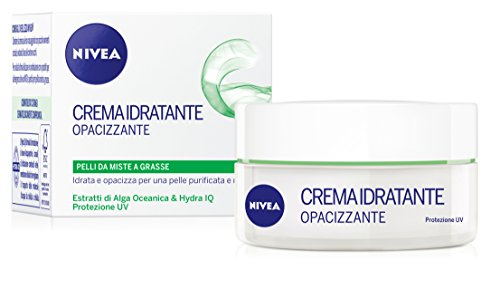 Nivea Visage Crema Idratante 50Ml Opacizzante