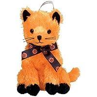 Ty Halloweenie Beanie SCARED-e - Cat by Ty