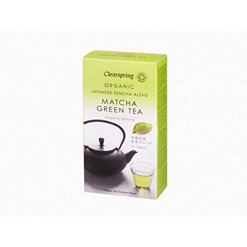 (12 PACK) – Clearspring – Matcha Green Tea | 40g | 12 PACK BUNDLE