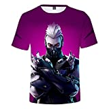AGOLOD Camiseta para niñas Gaming