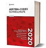 Austria-Codex Schnellhilfe 2020 -
