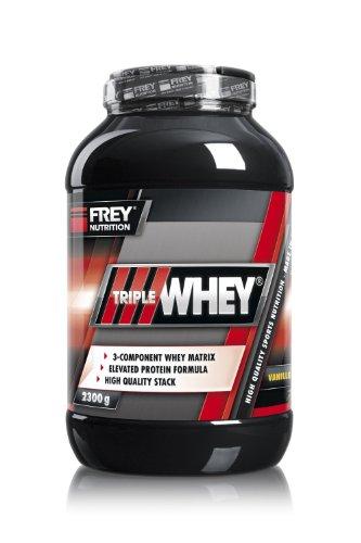 Frey Nutrition Triple Whey