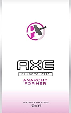 Axe Eau de Toilette Femme Anarchy 50ml