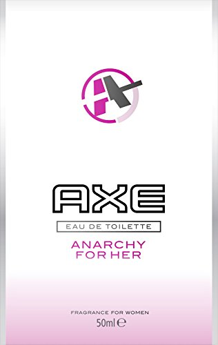 Axe Anarchy for Her, Eau Toilette mujeres 50 ml