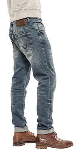 PETROL INDUSTRIES Md-ss16-09 14 Medium Vintage, jeans Homme bleu (L34)