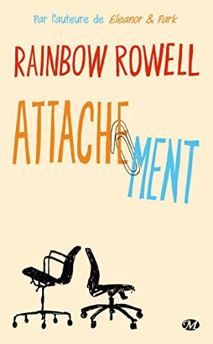 Attachement par Rainbow Rowell