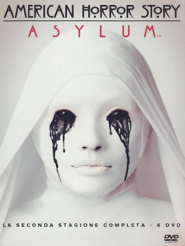 American Horror Story - Stagione 2 (4 DVD)