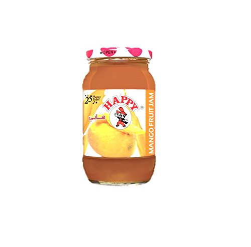 Happy Mango Jam-500 GM