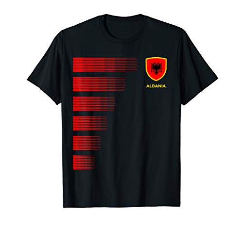 Albanien Kosovo Fußball Fußball Jersey T-Shirt