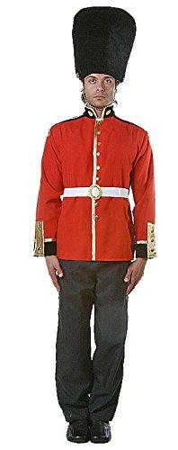 Dress Up America Attraktive erwachsene Royal Guard Soldat Kostüm