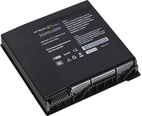 4400mAh batterie de remplacement ordinateur portable notebook pour Asus G74