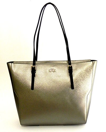 BORSA LA MARTINA ESTRELLA SHOPPING BAG 306 001 (GUN METAL)