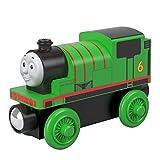 Thomas & seine Freunde GGG30 - Percy Holzeisenbahn, Spielzeug ab 2 Jahren