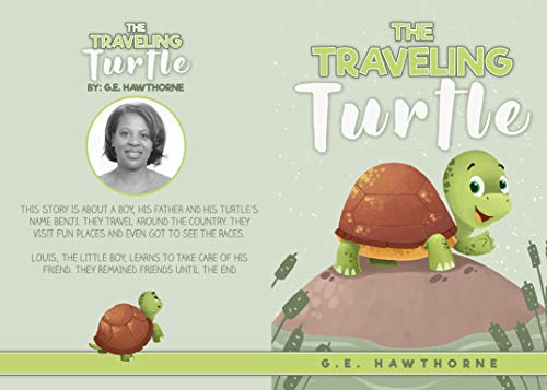 The Traveling Turtle (English Edition)