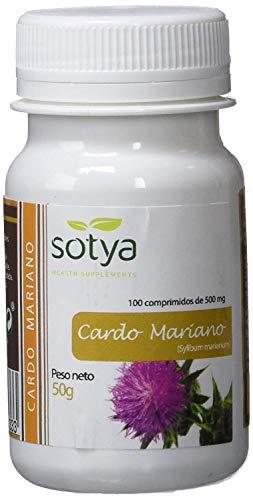 Zoom IMG-1 sotyabelsan cardo mariano 500 mg