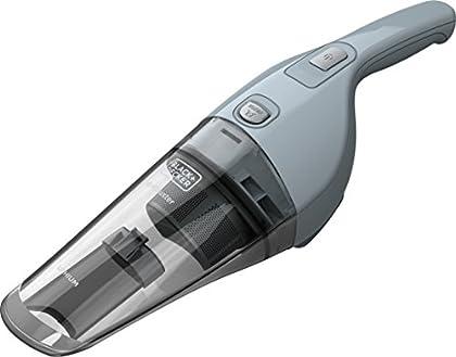 Black+decker - Aspirador recargable con accesorios en dotación - tecnología ligera e inalámbrica -  diseño ergonómicoo para un uso más cómodo