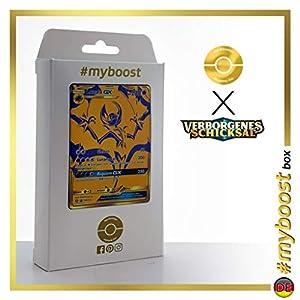 my-booster-SM11 Cartas de Pokémon (SM11.5-DE-SM103A)