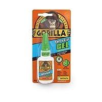 Gorilla 4044400 07222000595 Superglue Gel 15gm, Clear (15)