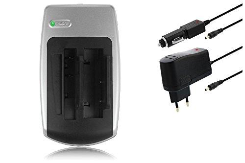 Ladegerät für JVC BN-V107, BN-V107U, BN-V114, BN-V114U