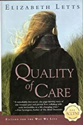 Quality of Care by Elizabeth Letts (2005-08-01)