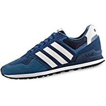 Azul Adidas es 10k Zapatillas Amazon wUpZAq