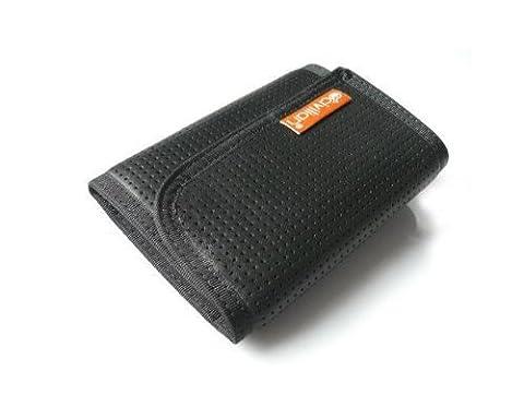 Civilian Clip Tri-Fold Security Belt-Clip Wallet, Black by hazard