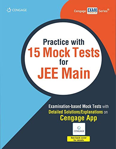 Practice with 15 Mock Tests for JEE Main