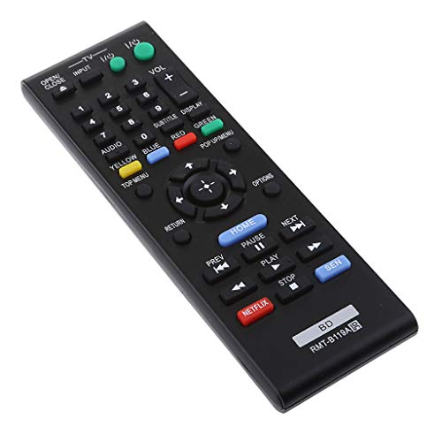 Perfeclan Universale rnbedienung Remote Control Reparatur Für Sony BDP BX18 BDP S185 BLU RAY DISC Player, langlebig