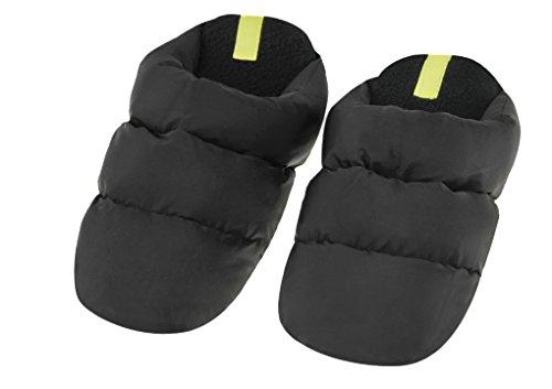 FakeFace Home Chaussons Ouverts Pantoufles d'Intérieur Maison Epais Automne Hiver Pantoufle en Peluche Chaud Couple Chaussures Ultra-légères Doux Sandales Anti-Glissant Confortable pour Hommes Femmes