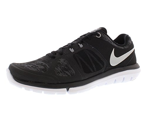 Nike - Wmns Nike Flex 2014 Rn Flash, Scarpe Sportive da donna Nero(Black)