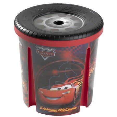 Curver - DISNEY PIXAR CARS - - SPIELZEUGTONNE - 00300C3910-45L