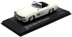 Minichamps - 400039034 - Véhicule Miniature -  Mercedes - Benz 300 SL Roadster  -  Echelle 1/43