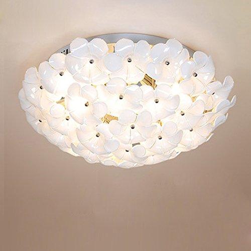 CLG-FLY Lampada da soffitto moderno minimalista salotto camera da letto ,50CM con sorgenti luminose LED