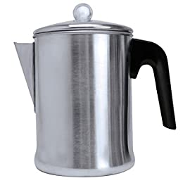 9 Cups Percolator Coffee Pot by Epoca 41noMkSDRsL