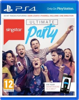Singstar Ultimate Party [AT-PEGI]