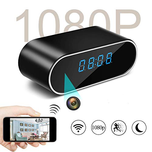 Mengshen Hidden Spy Camera DVR Security Nanny Camcorder Motion Detection with Remote Controller MS-YC01H
