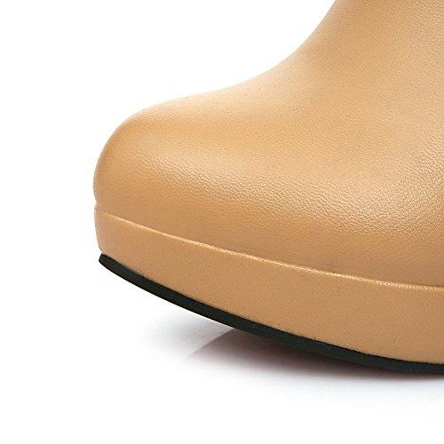 BalaMasa - Pantofole a Stivaletto donna Yellow