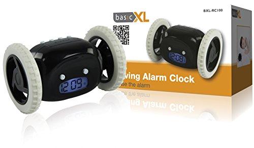 BasicXL - Running Alarm Clock Black