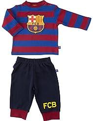 Pyjama bébé Barça - Collection officielle FC BARCELONE - Taille bébé garçon