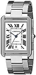 Idea Regalo - Cartier W5200028 - Orologio da polso