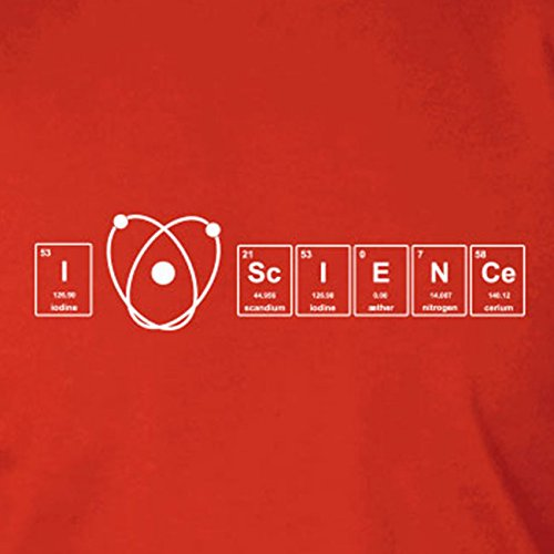 Elements Science Love - Stofftasche / Beutel Braun