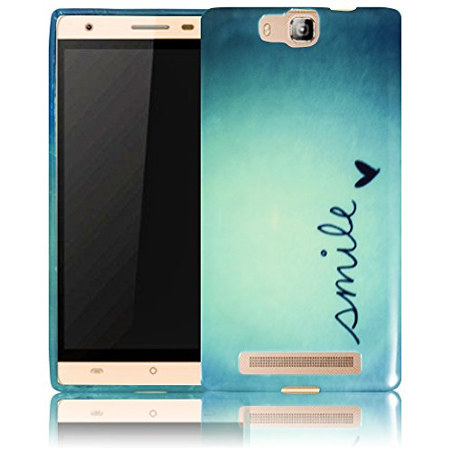 CUBOT H2 SMILE Silikon Schutz-Hülle weiche Tasche Cover Case Bumper Etui Flip smartphone handy backcover Schutzhülle Handyhülle thematys®