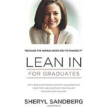 Lean In: For Graduates by Sheryl Sandberg (2014-04-10)