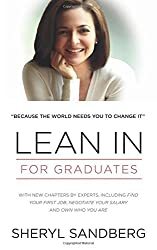 Lean In: For Graduates by Sheryl Sandberg (2014-04-10)