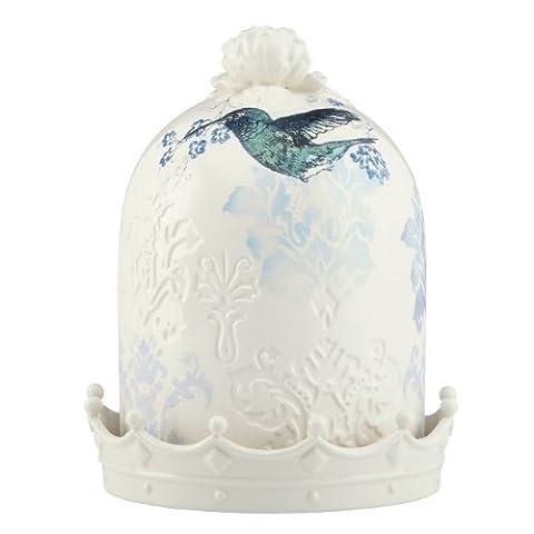 Lenox Collage Cloche Bell Jar by Lenox