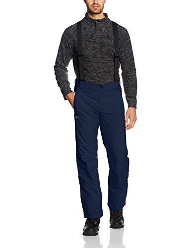 Schöffel bern–pantaloni per sci uomo, blu (dress blue), 52