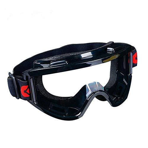 ANSKT Radfahren Tag und Nacht Winddichte transparente Kontur Schutzbrille